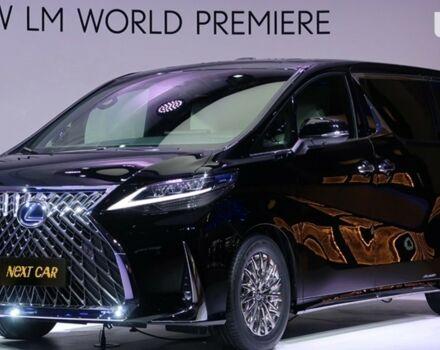 купить новое авто Лексус LM 2021 года от официального дилера Next Car Лексус фото