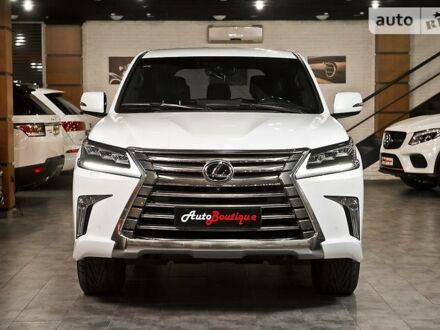Білий Лексус LX 450, об'ємом двигуна 4.5 л та пробігом 99 тис. км за 77000 $, фото 1 на Automoto.ua