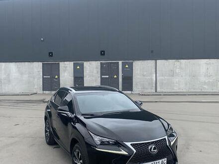 Черный Лексус NX 200t, объемом двигателя 2 л и пробегом 6 тыс. км за 33100 $, фото 1 на Automoto.ua