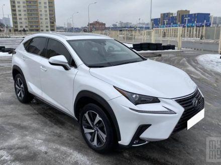 Белый Лексус NX 300, объемом двигателя 2 л и пробегом 36 тыс. км за 30800 $, фото 1 на Automoto.ua