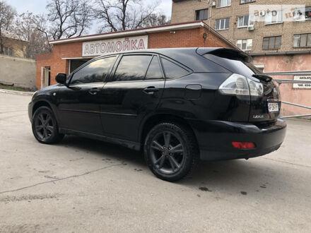 Черный Лексус RX 400h, объемом двигателя 3.3 л и пробегом 200 тыс. км за 13500 $, фото 1 на Automoto.ua