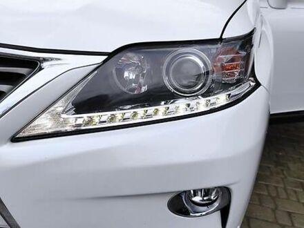 Білий Лексус RX 450h, об'ємом двигуна 3.5 л та пробігом 105 тис. км за 33000 $, фото 1 на Automoto.ua