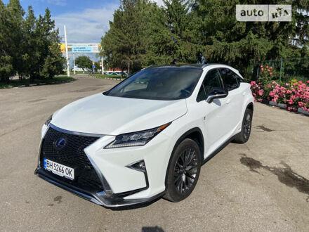 Білий Лексус RX 450h, об'ємом двигуна 3.5 л та пробігом 85 тис. км за 51499 $, фото 1 на Automoto.ua