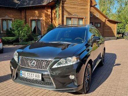 Черный Лексус RX 450h, объемом двигателя 3.5 л и пробегом 189 тыс. км за 25900 $, фото 1 на Automoto.ua