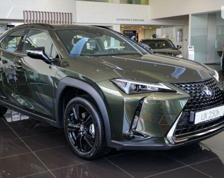 купить новое авто Лексус UX 2021 года от официального дилера Лексус Львів Лексус фото