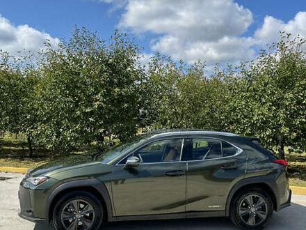 Зелений Лексус UX 250H, об'ємом двигуна 2 л та пробігом 23 тис. км за 40000 $, фото 1 на Automoto.ua
