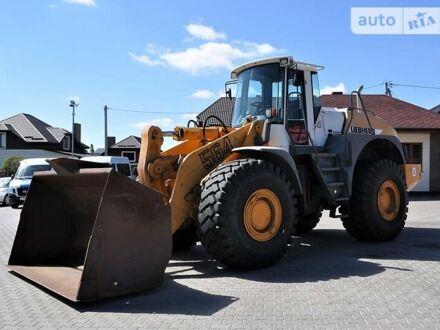 Оранжевый Либхерр 564, объемом двигателя 9.96 л и пробегом 1 тыс. км за 47000 $, фото 1 на Automoto.ua