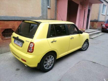 Желтый Лифан 320, объемом двигателя 1.3 л и пробегом 102 тыс. км за 3650 $, фото 1 на Automoto.ua