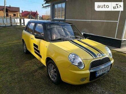Желтый Лифан 320, объемом двигателя 1.3 л и пробегом 113 тыс. км за 4200 $, фото 1 на Automoto.ua