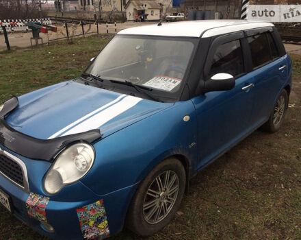 Синий Лифан 320, объемом двигателя 1.3 л и пробегом 116 тыс. км за 3500 $, фото 1 на Automoto.ua