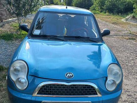 Синий Лифан 320, объемом двигателя 1.3 л и пробегом 91 тыс. км за 2999 $, фото 1 на Automoto.ua