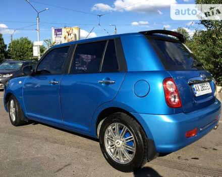 Синій Ліфан 320, об'ємом двигуна 1.3 л та пробігом 93 тис. км за 3850 $, фото 1 на Automoto.ua
