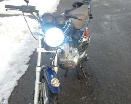 Синій Ліфан ЛФ, об'ємом двигуна 0.15 л та пробігом 27 тис. км за 526 $, фото 1 на Automoto.ua