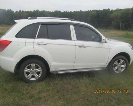 Белый Лифан Х60, объемом двигателя 1.8 л и пробегом 71 тыс. км за 7600 $, фото 1 на Automoto.ua
