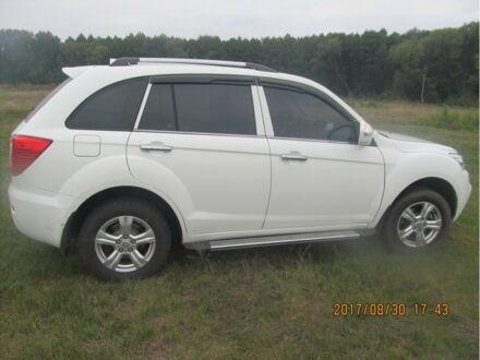 Білий Ліфан Х60, об'ємом двигуна 1.8 л та пробігом 71 тис. км за 7600 $, фото 1 на Automoto.ua