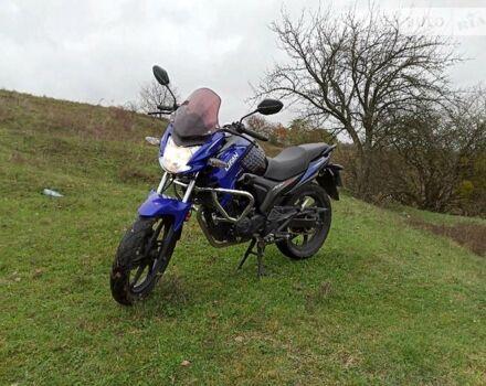 Синий Лифан KP, объемом двигателя 0.2 л и пробегом 10 тыс. км за 1200 $, фото 1 на Automoto.ua