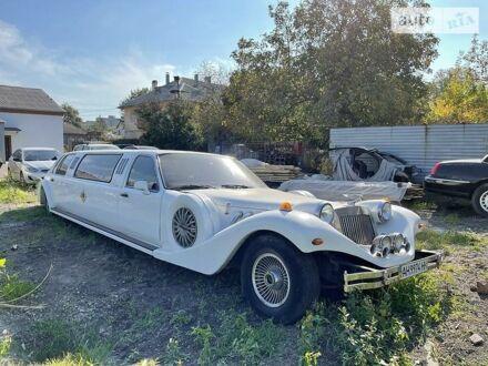 Білий Лінкольн Екскалібур, об'ємом двигуна 0 л та пробігом 100 тис. км за 6500 $, фото 1 на Automoto.ua