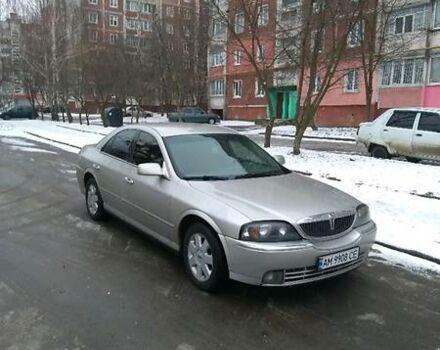 Серый Линкольн ЛС, объемом двигателя 0 л и пробегом 200 тыс. км за 7300 $, фото 1 на Automoto.ua