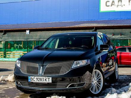 Черный Линкольн МКТ, объемом двигателя 3.5 л и пробегом 74 тыс. км за 21777 $, фото 1 на Automoto.ua