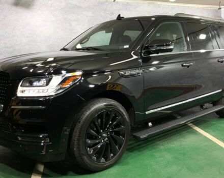 купити нове авто Лінкольн Navigator 2021 року від офіційного дилера MARUTA.CARS Лінкольн фото