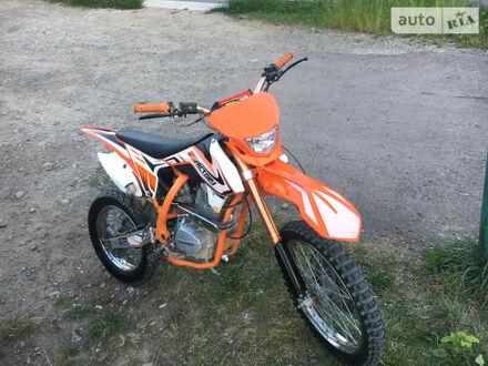 Оранжевый Лонкин 250 Pro Factory, объемом двигателя 0.25 л и пробегом 1 тыс. км за 950 $, фото 1 на Automoto.ua