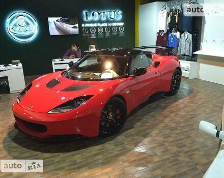 Лотус Евора, об'ємом двигуна 0.35 л та пробігом 1 тис. км за 100621 $, фото 1 на Automoto.ua
