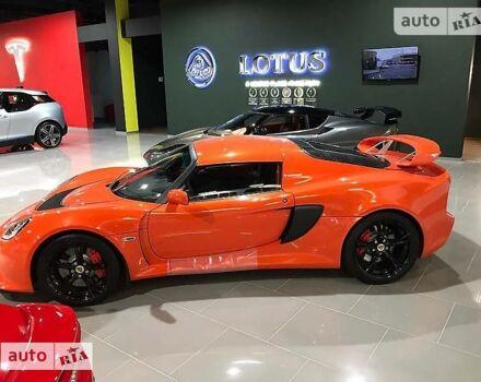Лотус Exige, объемом двигателя 0.35 л и пробегом 1 тыс. км за 83335 $, фото 1 на Automoto.ua