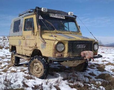 Бежевий ЛуАЗ 1301, об'ємом двигуна 1.9 л та пробігом 111 тис. км за 1750 $, фото 1 на Automoto.ua