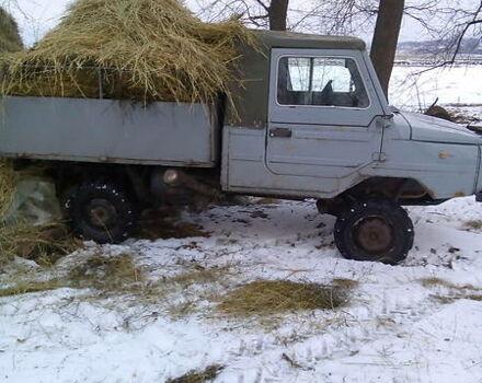 ЛуАЗ 1302, объемом двигателя 1.2 л и пробегом 54 тыс. км за 2450 $, фото 1 на Automoto.ua