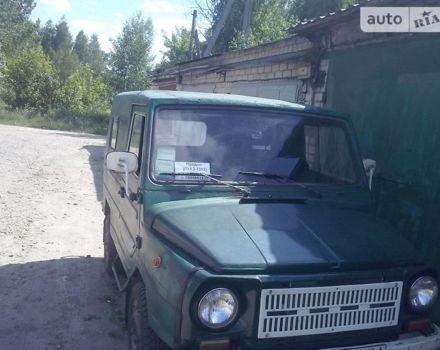 Зелений ЛуАЗ 1302, об'ємом двигуна 0 л та пробігом 90 тис. км за 0 $, фото 1 на Automoto.ua
