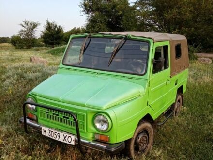 Зелений ЛуАЗ 1302, об'ємом двигуна 1 л та пробігом 43 тис. км за 877 $, фото 1 на Automoto.ua