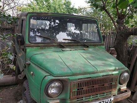 Зелений ЛуАЗ 1302, об'ємом двигуна 0 л та пробігом 61 тис. км за 1255 $, фото 1 на Automoto.ua