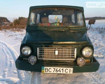 Зеленый ЛуАЗ 1302, объемом двигателя 0 л и пробегом 32 тыс. км за 1900 $, фото 1 на Automoto.ua