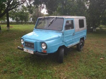 Синий ЛуАЗ 696, объемом двигателя 12 л и пробегом 81 тыс. км за 1231 $, фото 1 на Automoto.ua