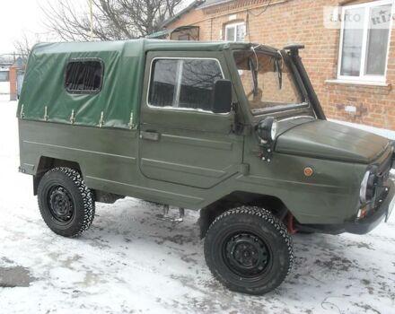 Зелений ЛуАЗ 696, об'ємом двигуна 1.2 л та пробігом 30 тис. км за 1900 $, фото 1 на Automoto.ua