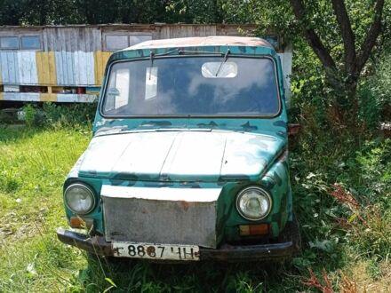 Зеленый ЛуАЗ 696, объемом двигателя 1 л и пробегом 1 тыс. км за 650 $, фото 1 на Automoto.ua