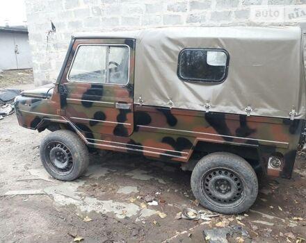 ЛуАЗ 967, об'ємом двигуна 1 л та пробігом 2 тис. км за 1050 $, фото 1 на Automoto.ua