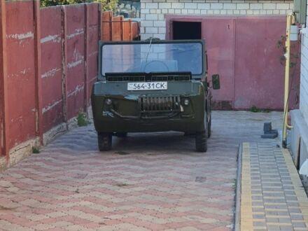 Зелений ЛуАЗ 967, об'ємом двигуна 1.2 л та пробігом 1 тис. км за 1900 $, фото 1 на Automoto.ua