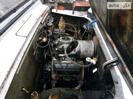 Серый ЛуАЗ 968, объемом двигателя 1.2 л и пробегом 52 тыс. км за 800 $, фото 1 на Automoto.ua