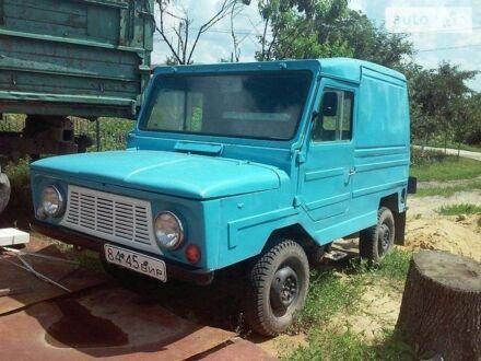 Синий ЛуАЗ 968, объемом двигателя 1.1 л и пробегом 100 тыс. км за 900 $, фото 1 на Automoto.ua