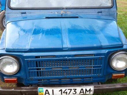 Синий ЛуАЗ 968, объемом двигателя 1 л и пробегом 40 тыс. км за 1493 $, фото 1 на Automoto.ua