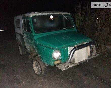 Зелений ЛуАЗ 968, об'ємом двигуна 0 л та пробігом 3 тис. км за 700 $, фото 1 на Automoto.ua
