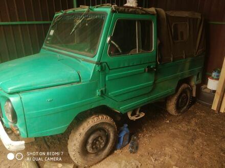 Зелений ЛуАЗ 968, об'ємом двигуна 0.97 л та пробігом 53 тис. км за 900 $, фото 1 на Automoto.ua