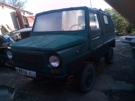 Зеленый ЛуАЗ 968, объемом двигателя 12 л и пробегом 1 тыс. км за 1119 $, фото 1 на Automoto.ua