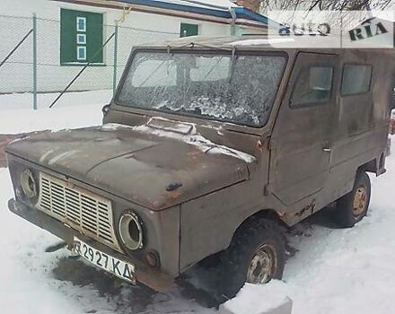 ЛуАЗ 969, об'ємом двигуна 0 л та пробігом 1 тис. км за 500 $, фото 1 на Automoto.ua
