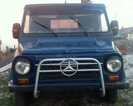 Голубий ЛуАЗ 969, об'ємом двигуна 1.1 л та пробігом 30 тис. км за 1500 $, фото 1 на Automoto.ua