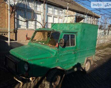 Зелений ЛуАЗ 969, об'ємом двигуна 1.2 л та пробігом 30 тис. км за 700 $, фото 1 на Automoto.ua