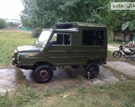 Зеленый ЛуАЗ 969, объемом двигателя 1.3 л и пробегом 87 тыс. км за 2100 $, фото 1 на Automoto.ua