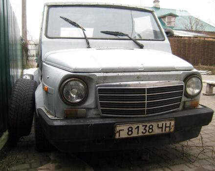 ЛуАЗ 969, об'ємом двигуна 1.2 л та пробігом 4 тис. км за 1350 $, фото 1 на Automoto.ua