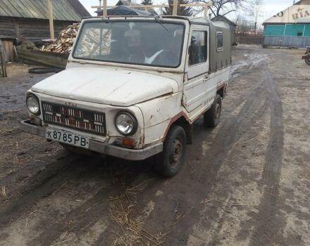 Бежевий ЛуАЗ 969, об'ємом двигуна 1.3 л та пробігом 2 тис. км за 450 $, фото 1 на Automoto.ua